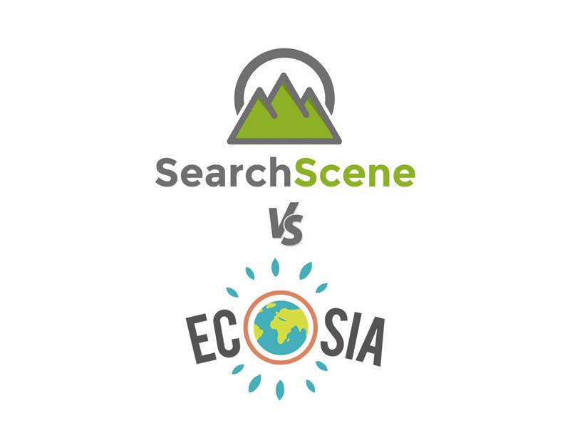 SearchScene vs Ecosia