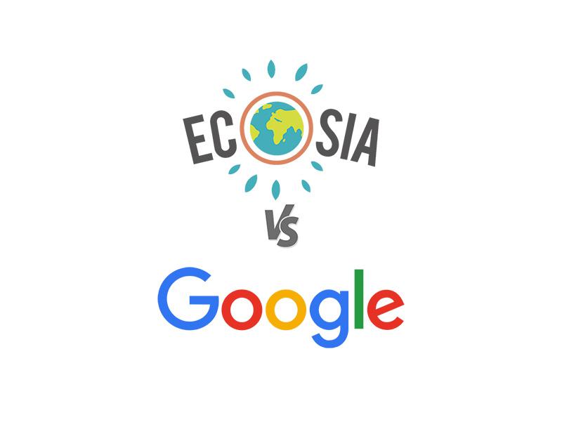 Ecosia vs Google