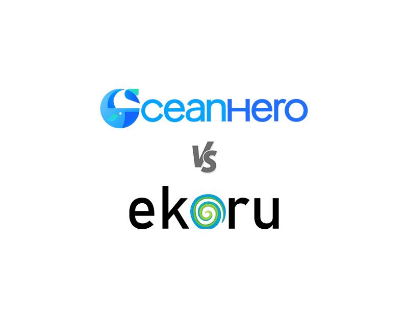 OceanHero vs Ekoru