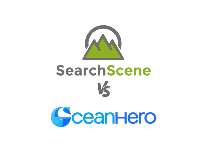 SearchScene vs OceanHero